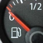 brak paliwa